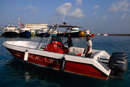 Speedboat rental in the Maldives