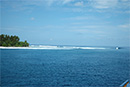 Mikado guesthouse in Thaa Atoll Maldives